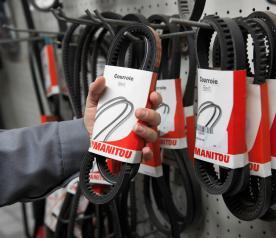 Manitou Forklift | NTP Forklifts