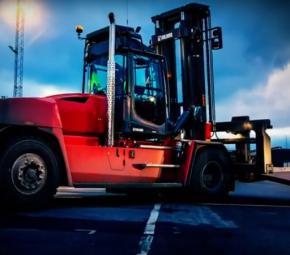 Kalmar Forklift Trucks