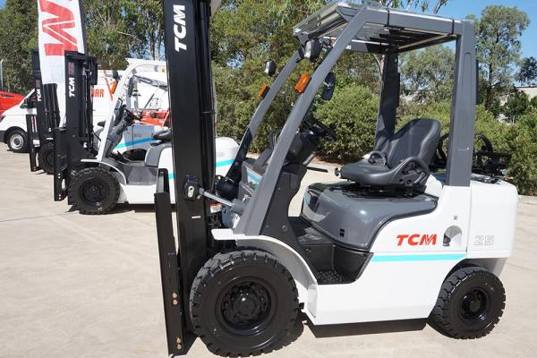 NTP to launch new TCM forklift range in Australia   NTP Forklifts