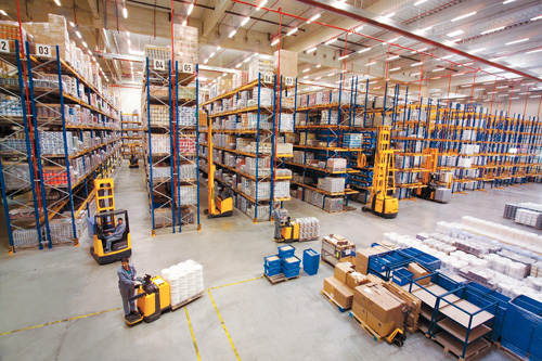 find materials handling solutions and warehouse equipment